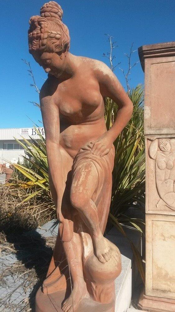 GIARDINO Statue Bagnante di Allegrain TARST507039