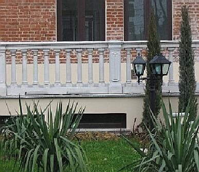 BALAUSTRE Cemento Balaustra Gotica BM368