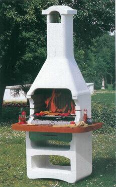OFFERTE CAMINI BARBECUE GRILL Barbecue Naxos MCZ BM167