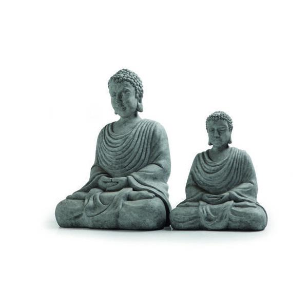 OGGETTISTICA Cemento alleggerito Buddha seduto 524257