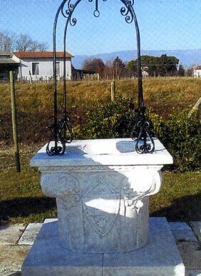FONTANE Pozzi Capri BM351