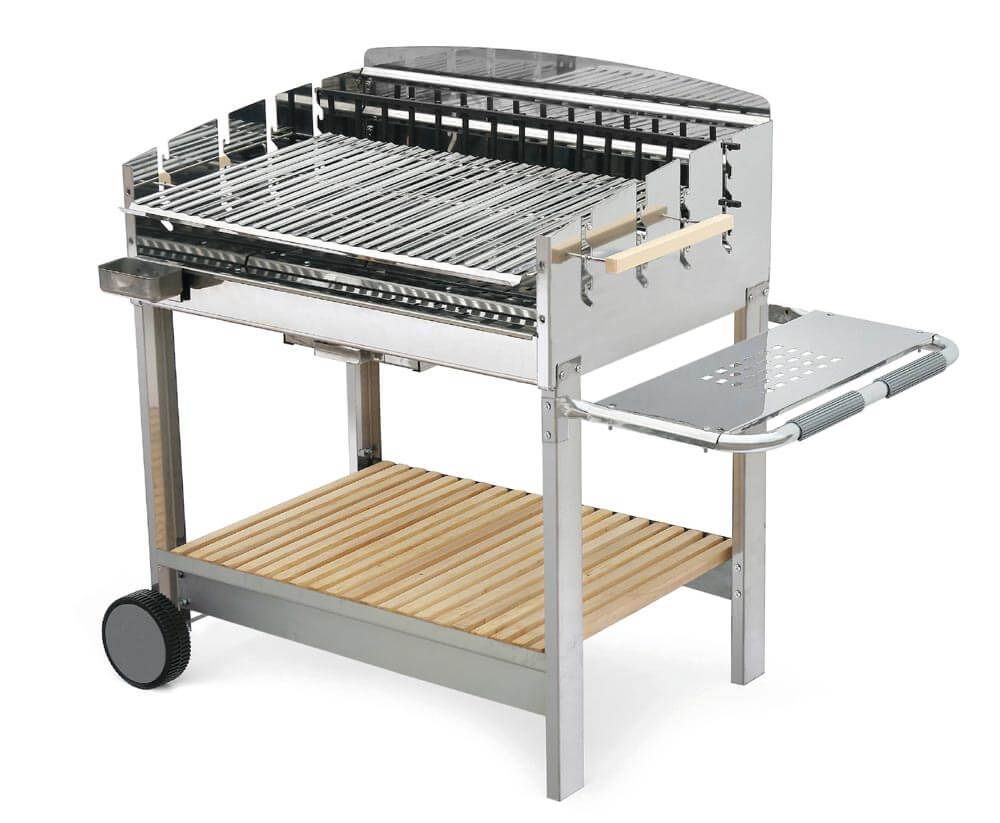 BARBECUE Carbonella Dragon 80 inox