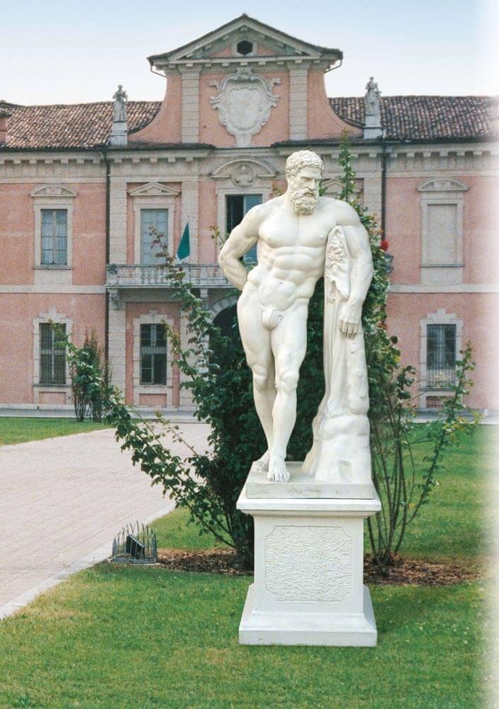 GIARDINO Statue FARNESE HERCULES ST471