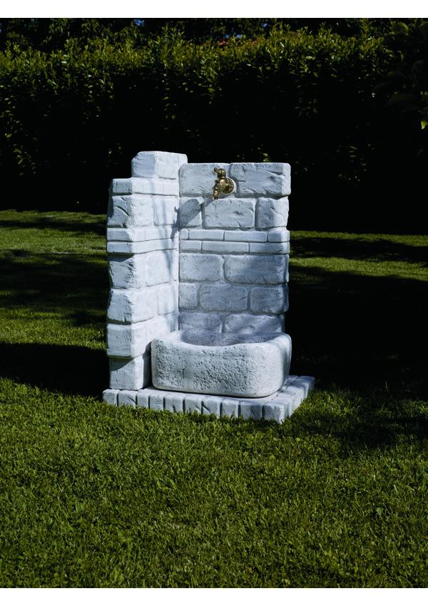 FONTANE Vedovelle Fontana campestre con rubinetto 042275