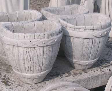 Vaso Gerla VASI Cemento Gerla BM147