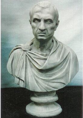 GIARDINO Busti Giulio cesare CA458