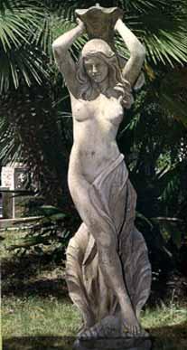 GIARDINO Statue Josephine BM202