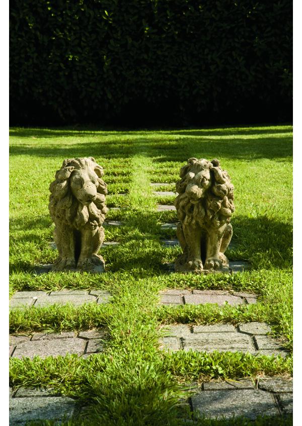 GIARDINO Animali Leone Egizio 141772