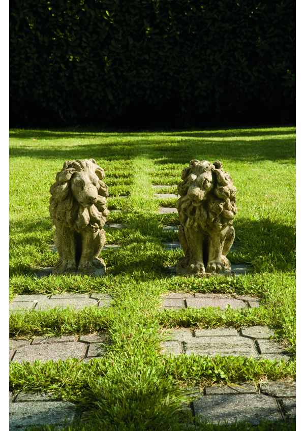 GIARDINO Animali Leone Egizio 141773