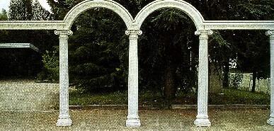 COLONNE Chioschi Pompeiano CH009