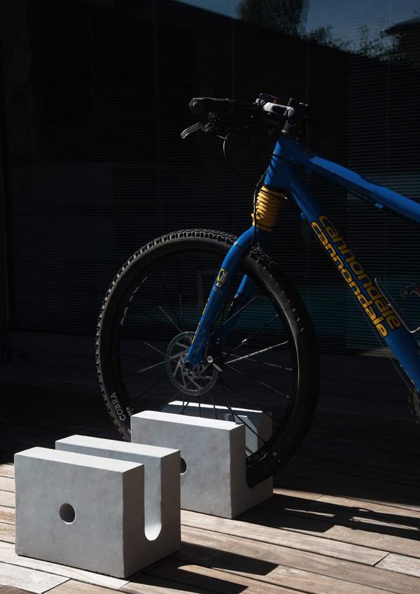 OGGETTISTICA Cemento Porta bici 535330