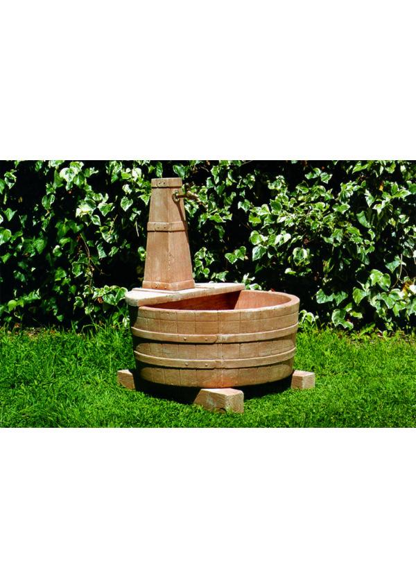FONTANE Vedovelle San Giovese con rubinetto 04633