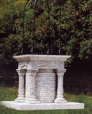 FONTANE POZZI Serenissima BM345