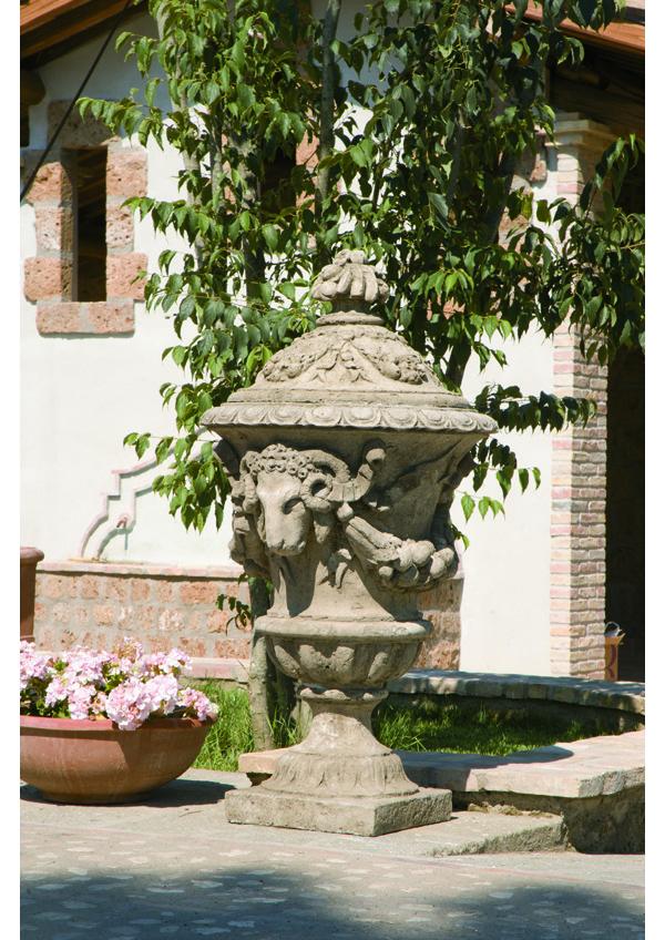 VASI Pietra Corrosa Terminale Diocleziano 14212