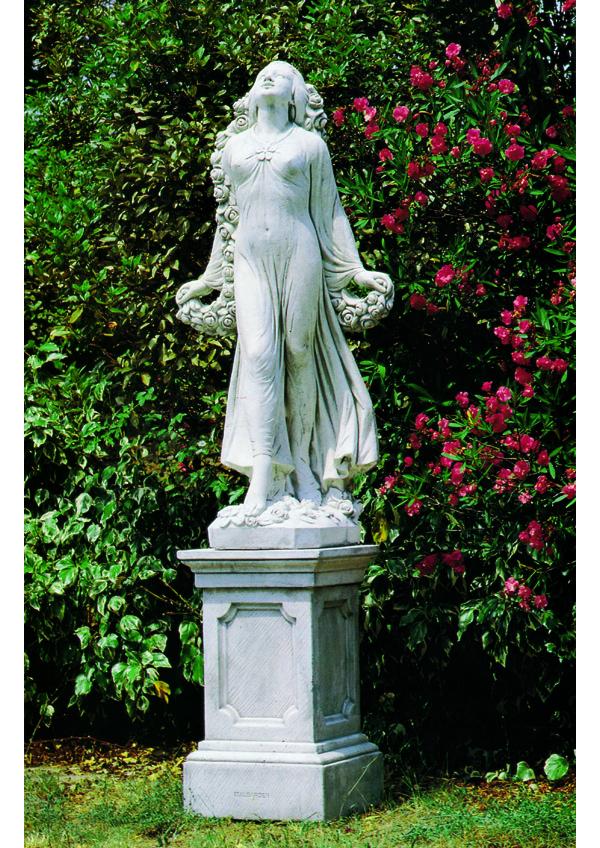 GIARDINO Statue Venere Sanremese 0331