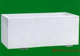 Fioriere VASI Cassetta liscia  VA82/100
