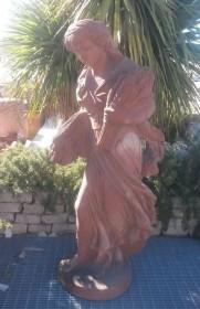 Decorazione GIARDINO Statua Estate TARST507035