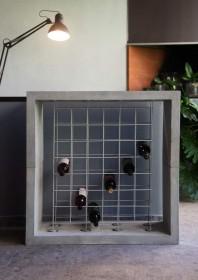 Arredo giardino e interno Arredo Design Tannino porta bottiglie 535209